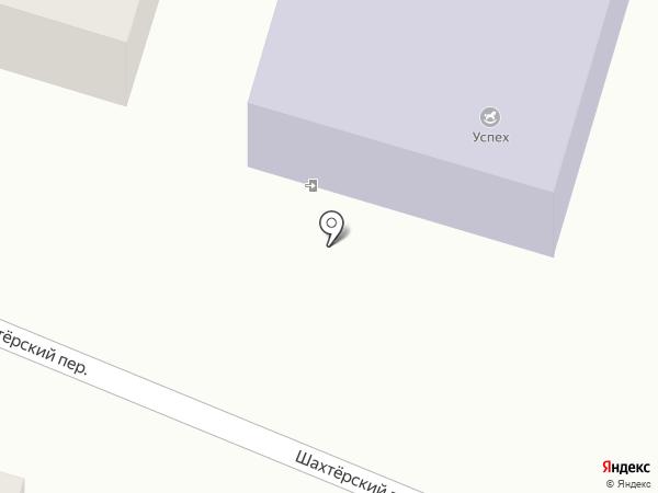 Открытая общеобразовательная школа №8 на карте Астрахани