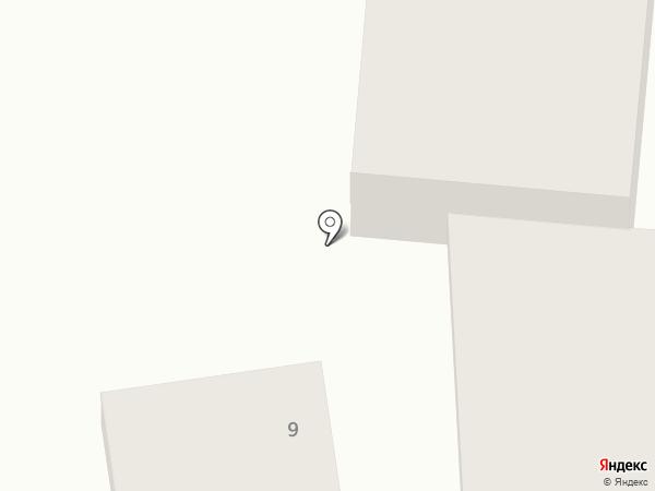 Весёлый хмель на карте Пригородного