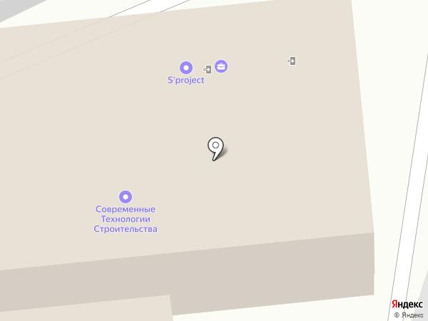 ВолгоСтройКомплект на карте Астрахани