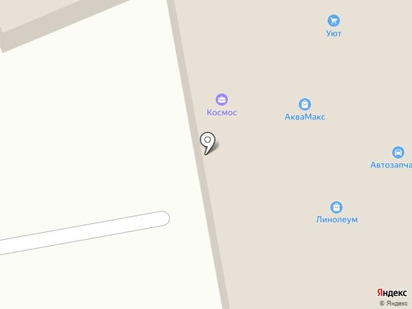 Автолюкс на карте Солянки