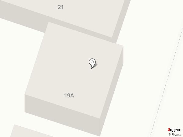 Иван да Марья на карте Астрахани