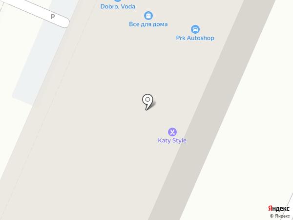 Валери на карте Астрахани