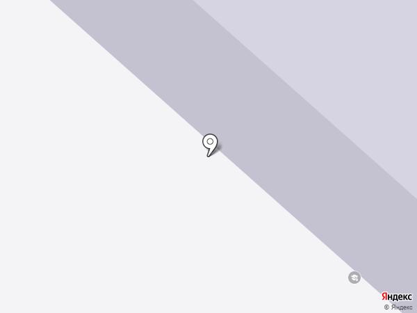 Савинская школа-интернат, ГБОУ на карте Йошкар-Олы