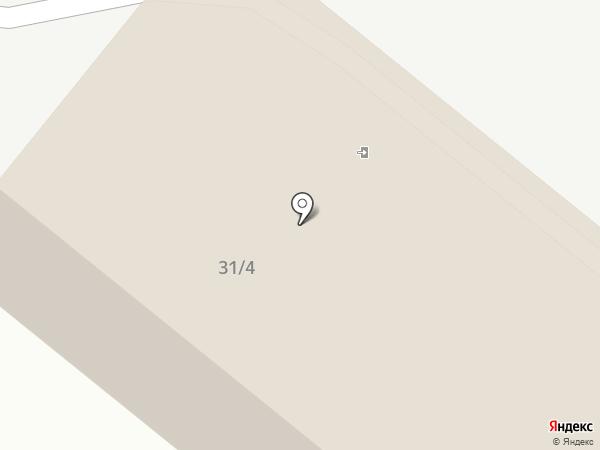 Астинтерком, ЗАО на карте Астрахани