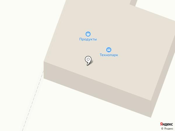 Meitan на карте Астрахани