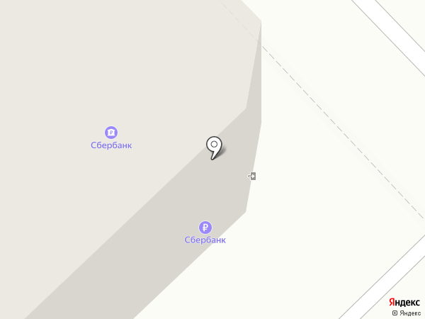 Сбербанк, ПАО на карте Астрахани