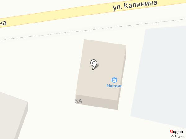Продуктовый магазин на карте Солянки
