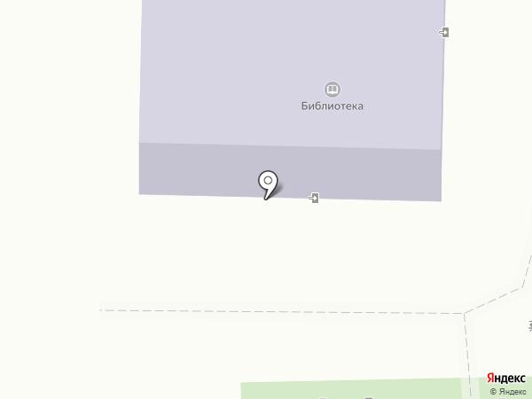 Библиотека на карте Солянки