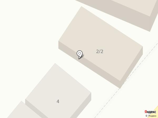 Ястреб на карте Астрахани