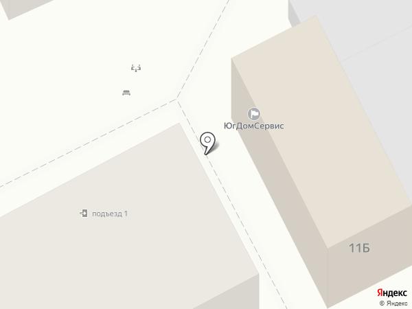 Аварийно-диспетчерская служба Мастер на карте Астрахани