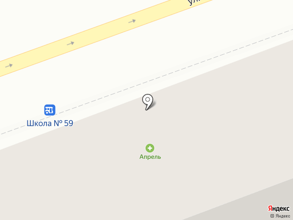 Магазин штор на карте Астрахани