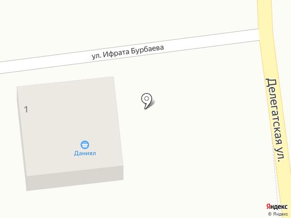 Даниял на карте Солянки