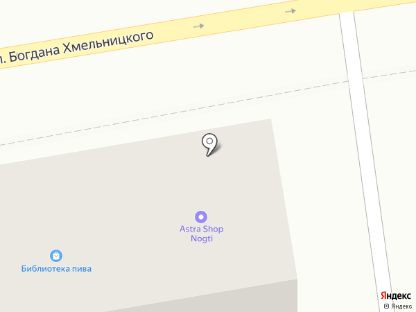 Аст-Комфорт на карте Астрахани