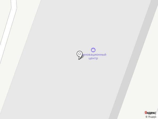 Портал на карте Астрахани