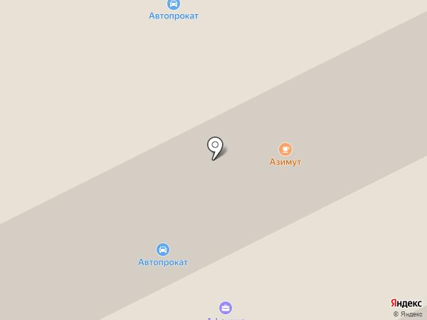 Велосити на карте Астрахани