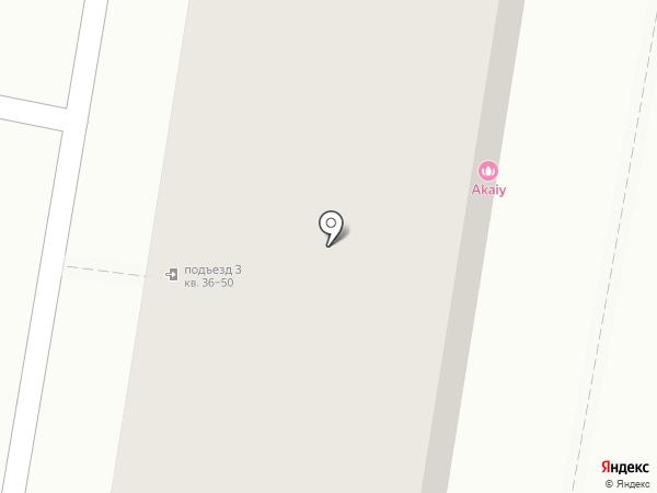 Гелиос на карте Астрахани
