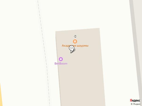Лейла на карте Астрахани