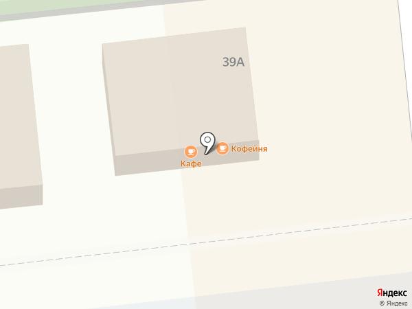 Кафе-шашлычная на карте Астрахани