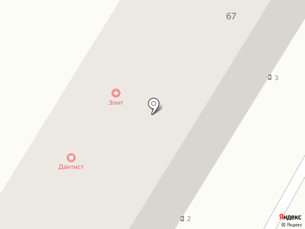 Жемчужина Каспия на карте Астрахани