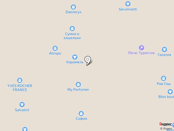 Liza VIP на карте Астрахани