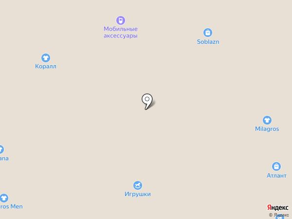 Beauty_club на карте Астрахани