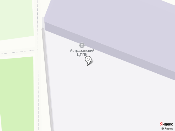 Виктория-Н на карте Астрахани