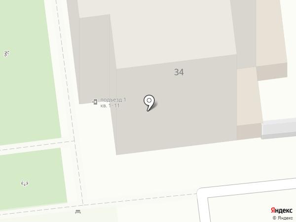 Helix на карте Астрахани