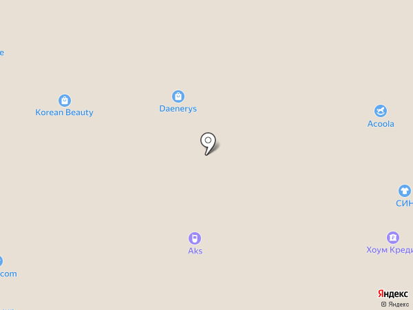 Daenerys на карте Астрахани