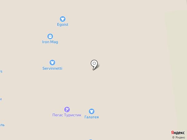 Khalifa collection на карте Астрахани