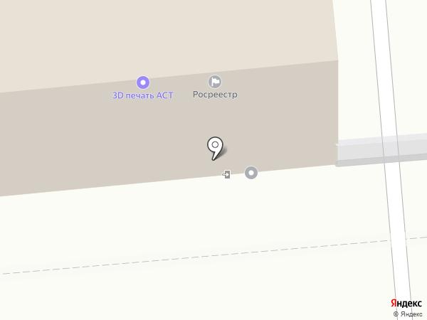АстраханьГипрозем, ЗАО на карте Астрахани