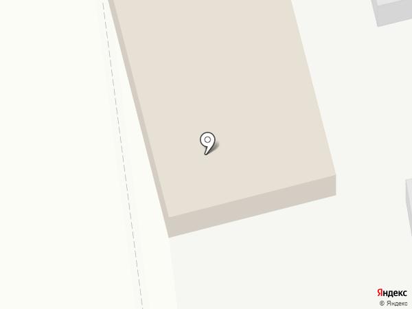 Тетя Мотя на карте Астрахани