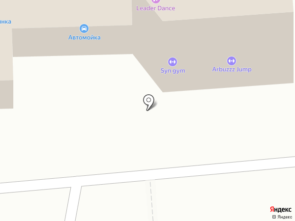 EnergyM на карте Астрахани