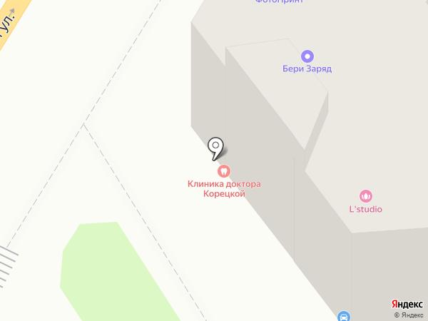 Банкомат, КБ Юниаструм банк на карте Астрахани