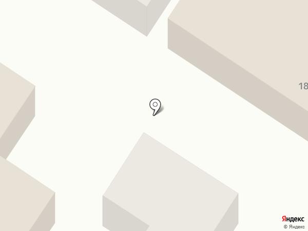 АстраГрад на карте Астрахани
