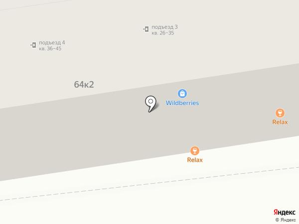 Волга-Лайн АСК на карте Астрахани