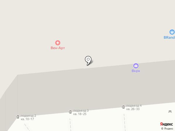 Строй-К Люкс на карте Астрахани