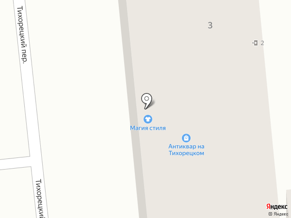 Каринтия на карте Астрахани