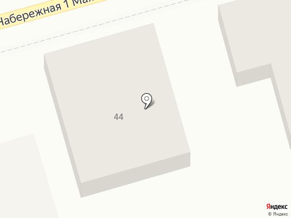 Магазин автошин на карте Астрахани