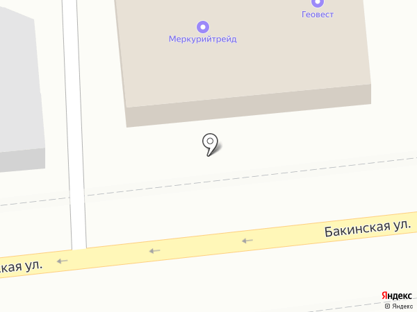 CARtuning на карте Астрахани