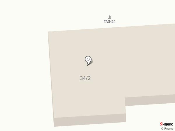 Добро на карте Астрахани