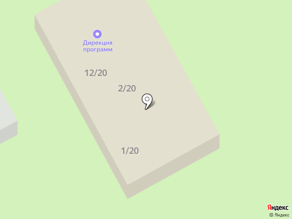 Дирекция по реализации фестивальных на карте Астрахани