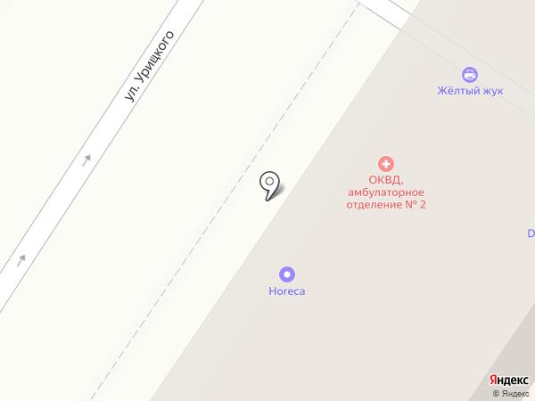 ЭСТЕТ BEAUTY SALON на карте Астрахани