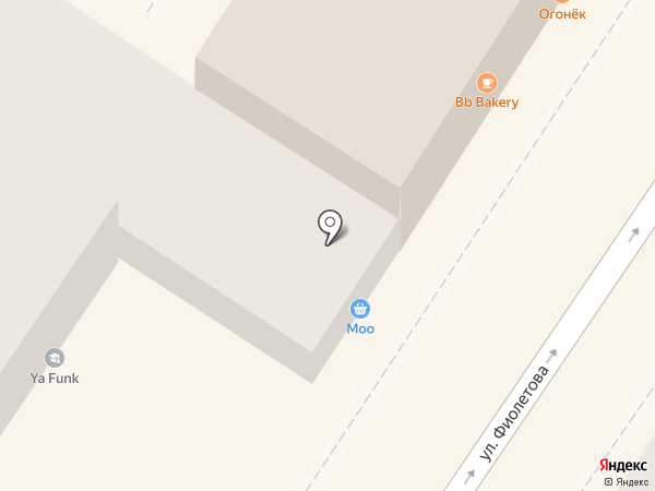 MOO на карте Астрахани