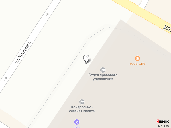 Центр бухгалтерского обслуживания муниципальных учреждений г. Астрахани на карте Астрахани