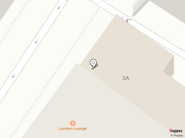 Банкомат, Внешпромбанк на карте Астрахани