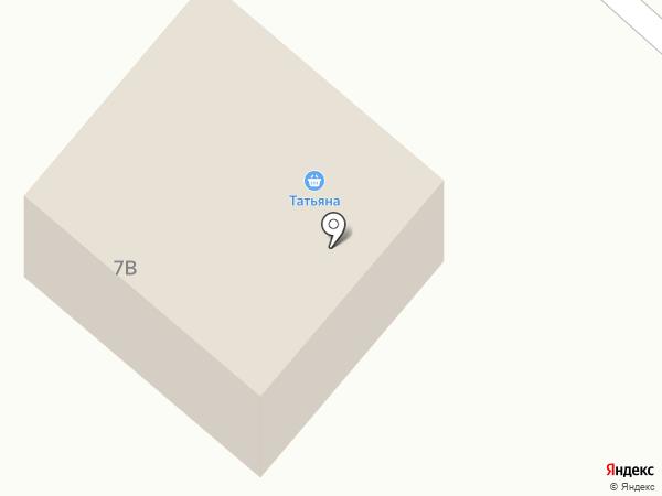 Продуктовый магазин на карте Кузнецово