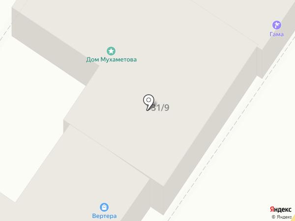 Антинаркотическая комиссия при мэре г. Астрахани на карте Астрахани