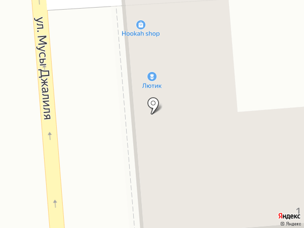 Волгоградский фонд сбережений, КПК на карте Астрахани