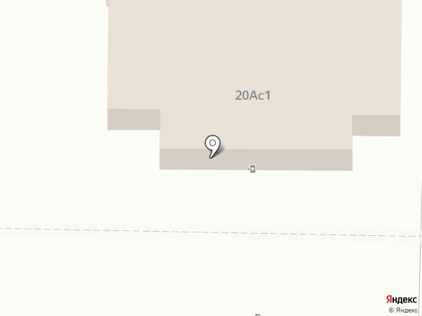 На Челябинской на карте Астрахани