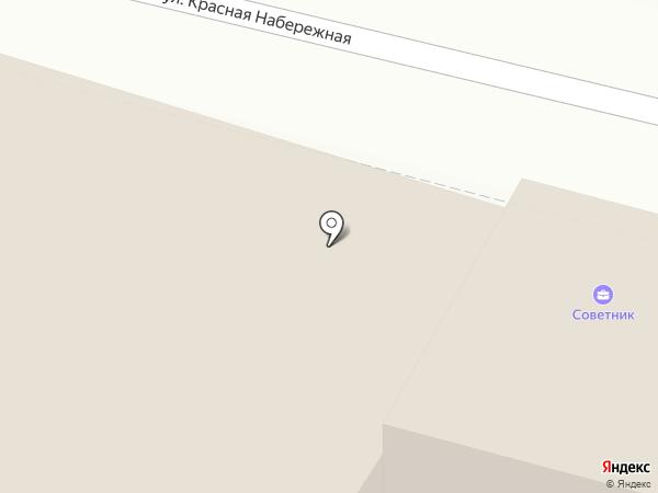 Горэлектросеть, МУП на карте Астрахани